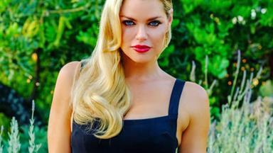 Sophie Monk reveals the identity of her secret boyfriend