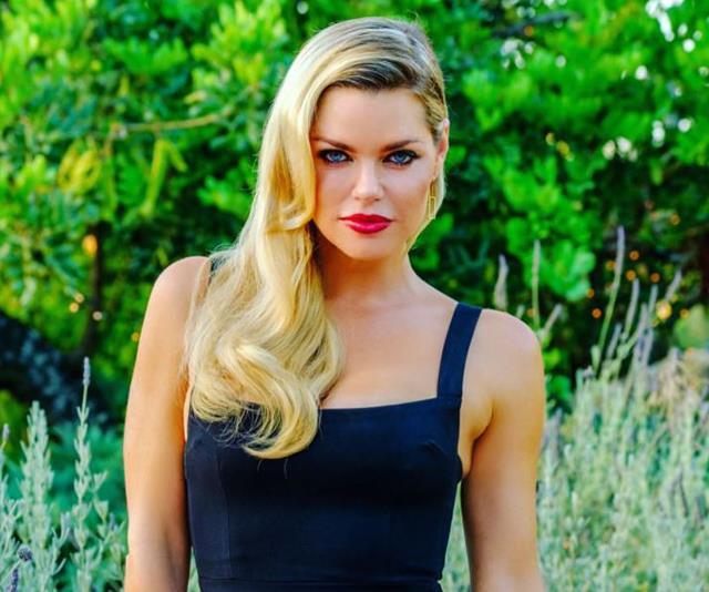Sophie Monk reveals the identity of her secret boyfriend