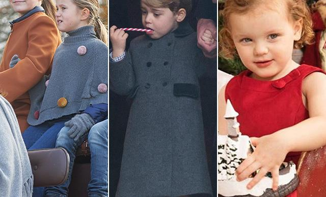 How the young royals are celebrating Christmas this year