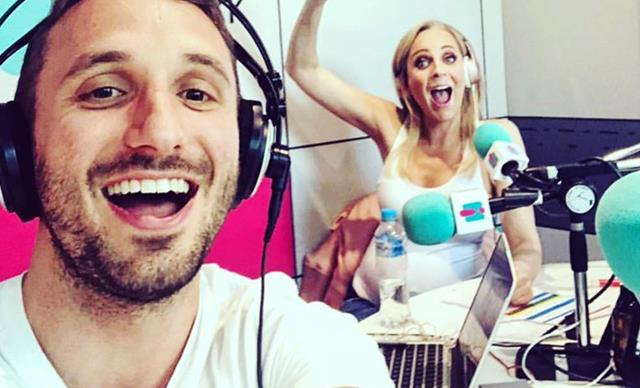 Carrie Bickmore's very surprising radio replacement