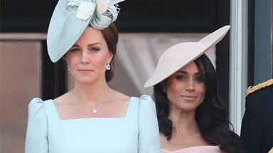 """Duchess Catherine was reportedly left """"in tears"""" after Prince Harry and Meghan Markle's wedding rehearsal"""