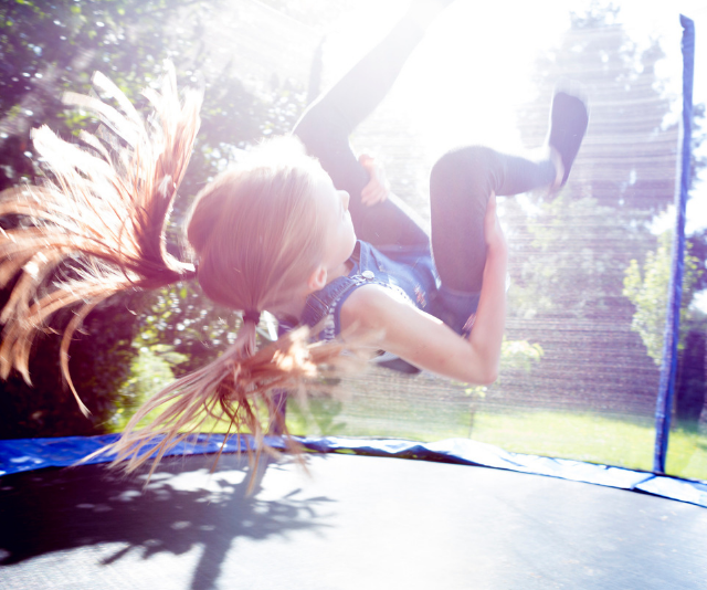 Trampoline safety: What to know before you bounce