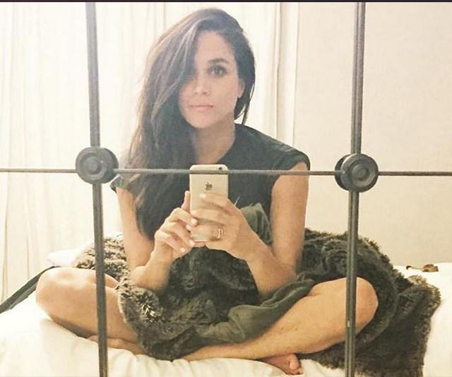 The best snaps from Meghan Markle's now deleted Instagram account