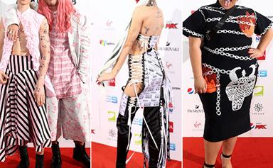 ARIA Awards 2018: The worst and weirdest outfits