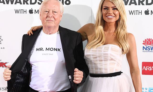 Sophie Monk, Andrew Monk