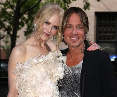 Nicole Kidman and Keith Urban's PDA on the ARIA Awards red carpet