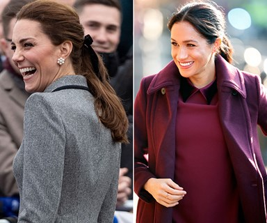 Duchess Catherine breaks her silence on Duchess Meghan's pregnancy