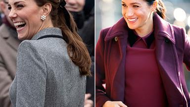 Duchess Catherine breaks her silence on Duchess Meghan's pregnancy