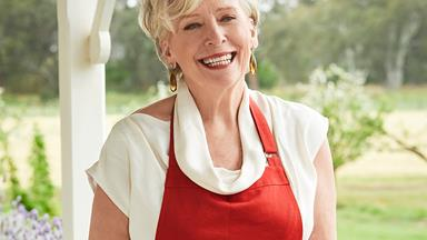 "Maggie Beer is The Australian Women's Weekly Christmas cover star: ""Any celebration is based around food"""