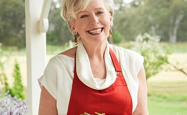 """Maggie Beer is The Australian Women's Weekly Christmas cover star: """"Any celebration is based around food"""""""