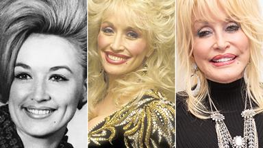 Watch: Dolly Parton's plastic surgery transformation is something you'll need popcorn for