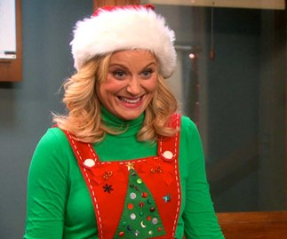 parks and recreation christmas