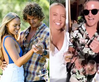 EXCLUSIVE: Are Cass Wood and Nick Cummins back together?! Pair spotted getting close at Sydney event