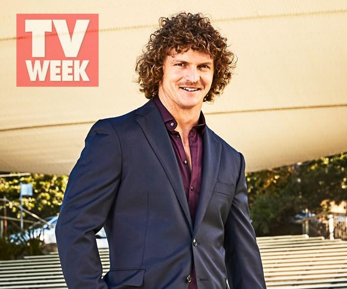 """The Bachelor Australia's Nick """"Honey Badger"""" Cummins returns to TV in 2019"""
