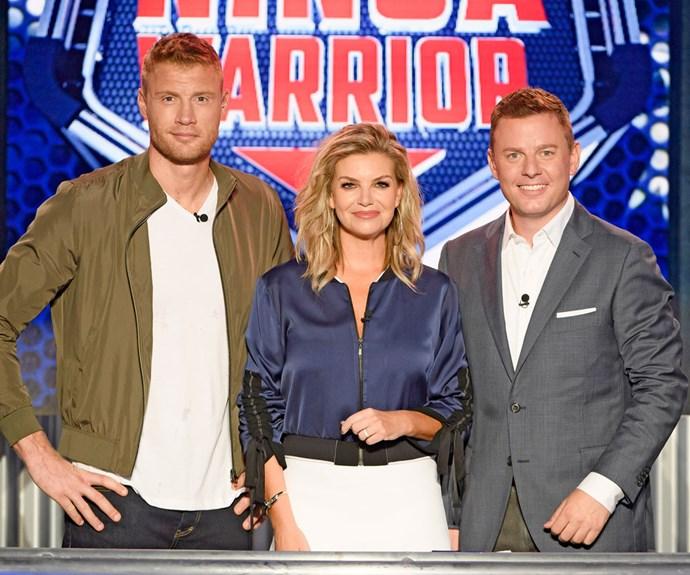 TV WEEK scores a first look at Australian Ninja Warrior 2019