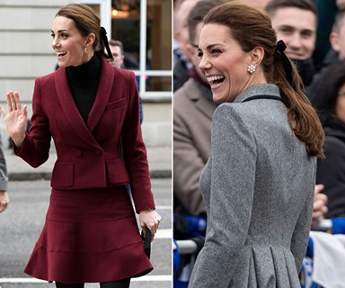 Duchess Catherine's favourite hair hack will only cost you $5