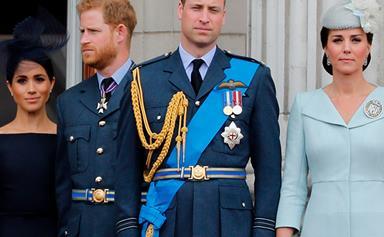 Meghan Markle forced to flee Kensington Palace