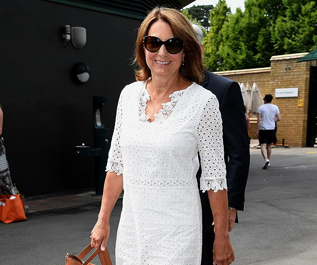 Carole Middleton gives rare interview and reveals what's happening at Christmas this year