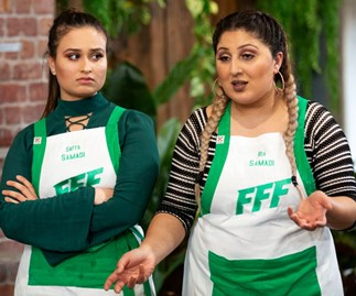 Family Food Fight's Samadi Sisters hit back at being dubbed villains