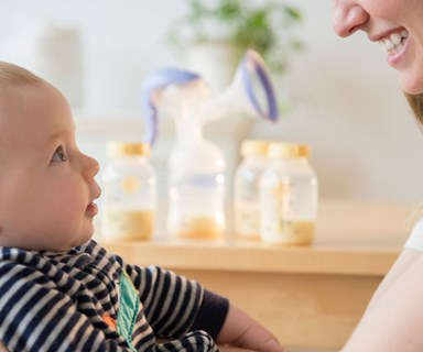 Pump vs Breastfeeding: What you need to know
