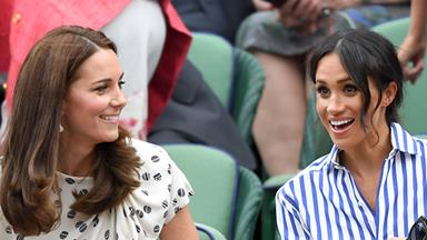 Kate Middleton and Meghan Markle WILL spend Christmas together despite feud rumours