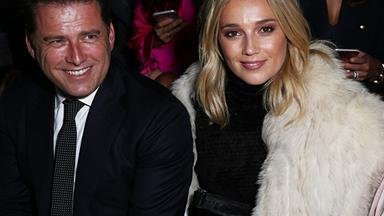 A rather unexpected guest is attending Karl Stefanovic and Jasmine Yarbrough's nuptials