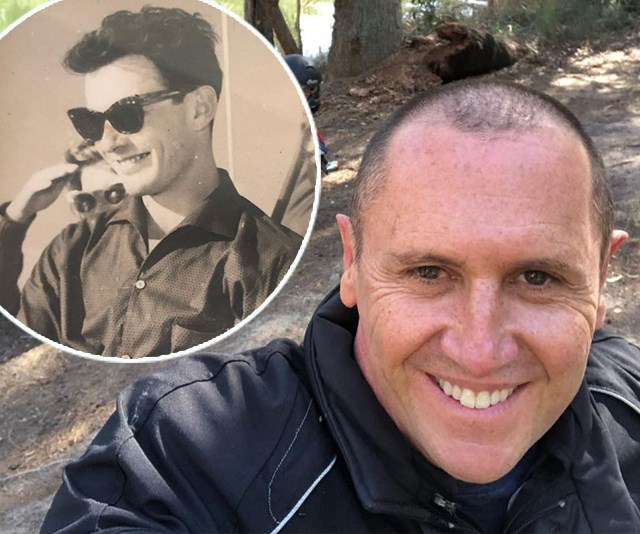 Larry Emdur shares a heartbreaking tribute to his late dad
