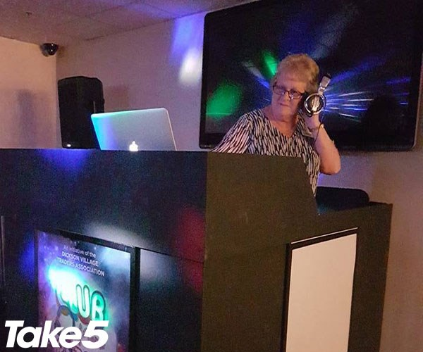 Real life: I'm a 60-year-old DJ!