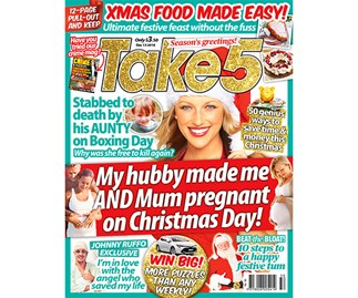 Take 5 Issue 50 Coupon - on sale now!