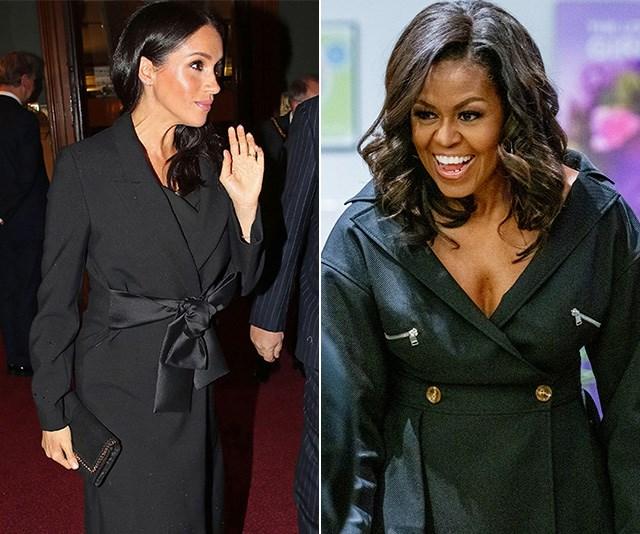 Inside Duchess Meghan and Michelle Obama's secret meeting