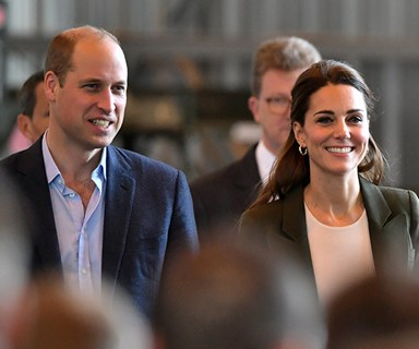 Prince William and Duchess Catherine bring their Christmas cheer on an official visit Cyprus
