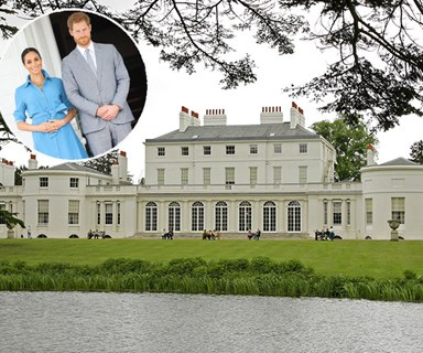 Take a tour of Prince Harry and Duchess Meghan's stunning new digs, Frogmore Cottage