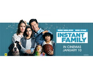 Win a double pass to see Instant Family