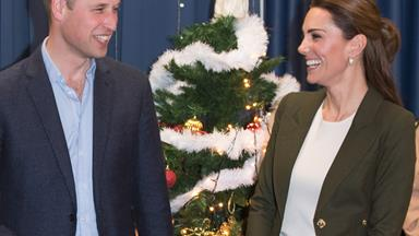 Prince William adorably teases Duchess Catherine about her outfit