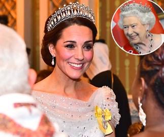 Duchess Catherine, The Queen