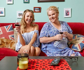 Gogglebox Australia stars Angie & Evie, Wayne & Tom, announce departure from the show