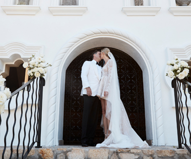 Every moment from Karl Stefanovic and Jasmine Yarbrough's Mexican wedding