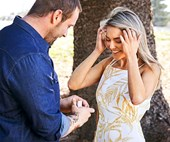 Home and Away's Robbo proposes to Jasmine in an emotional finale week