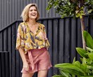 Studio 10's Sarah Harris talks about her changing attitude to health and the magic of motherhood