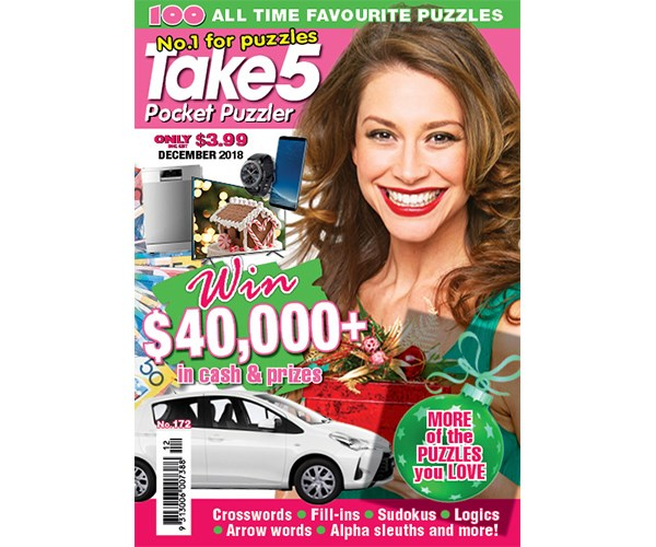 Pocket Puzzler Issue 172 Coupon