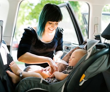 When should a baby go in a forward facing car seat?
