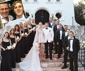 EXCLUSIVE: Karl Stefanovic's three children did NOT attend his wedding ceremony to Jasmine Yarbrough