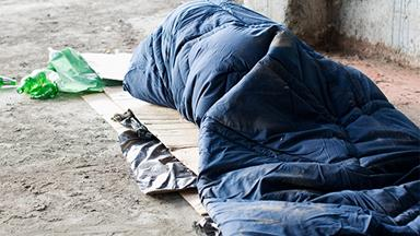 Real life: Four people share their stories on how they ended up homeless