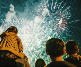 The best free vantage spots to watch Fireworks across Australia this NYE
