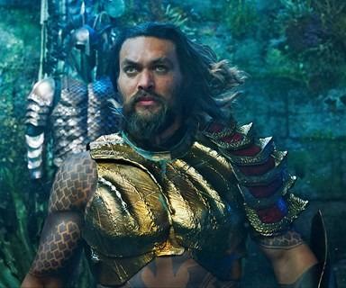 Aquaman's Jason Momoa is ready for his solo silver-screen debut