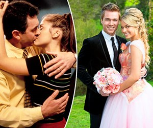 In celebration of Neighbours' 8000th episode, we look back on the 50 most memorable moments