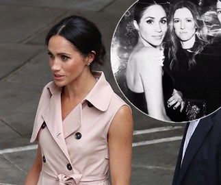 Why Meghan Markle's latest Instagram photo was mysteriously deleted