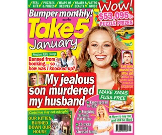 Take 5 Bumper Monthly January Issue