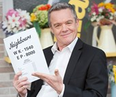 Stefan Dennis looks back at a legendary career on Neighbours