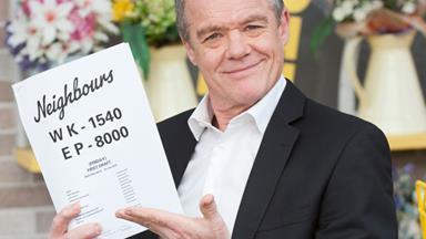 Stefan Dennis looks back at a legendary career on Neighbours